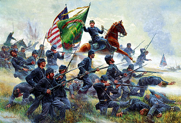 The Irish Brigade – Valor in Defending our Constitution