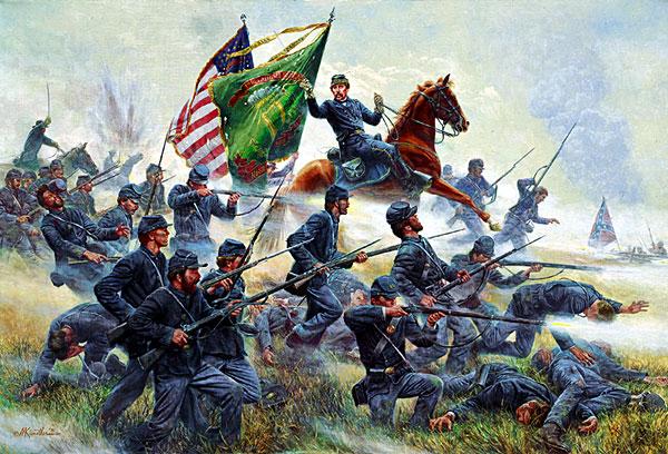 The Irish Brigade – Valor in Defending our Constitution